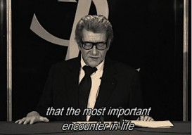 yves st laurent retirement speech