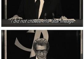 yves st.Laurent retirement speech