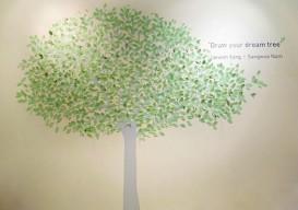 Leat-It wall tree