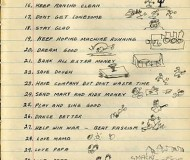 Woodie Guthrie's New Year's resolutions