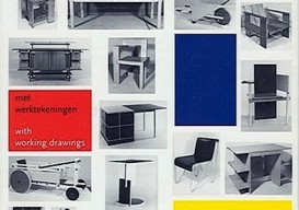 How to book Rietveld cover