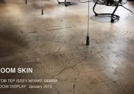 Issy Miyake floor