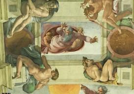 virtual Sistine Chapel