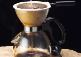 colador drip coffee method
