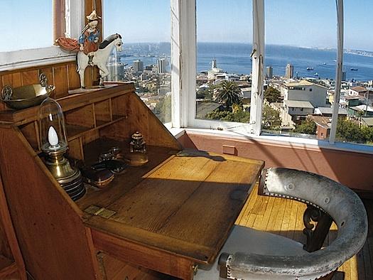 Pablo Neruda's home on Isla Negra