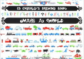 "Ed Emberley's Drawing Book ""Make a World"""
