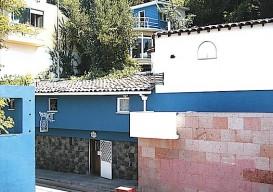 Pablo Neruda's home La Chascona