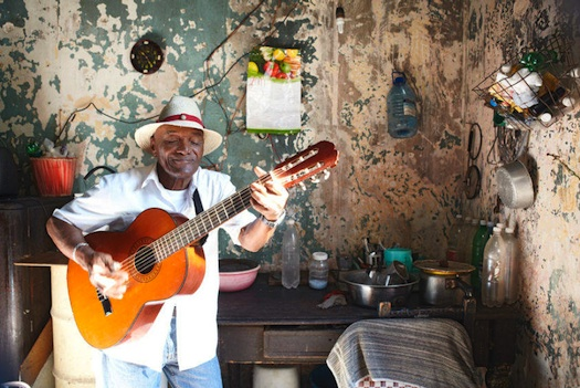 Spare Beauty: The Cuban Kitchen by Ellen Silverman