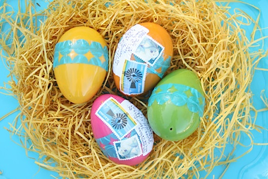 Sending Easter Eggs Other Oddly Shaped Gifts By Mail