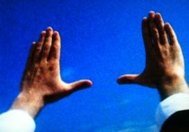 Yves Klein Revolution Bleu