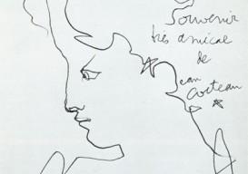 guest book F Point Cocteau