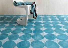 tiles as paint design