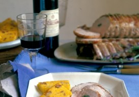 Sally Schneider's Tuscan Pork Roast
