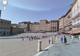 Google Street View Siena