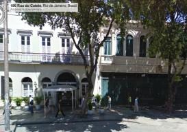 Google StreetV Rua Catete
