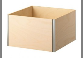 Ikea Prant plywood box