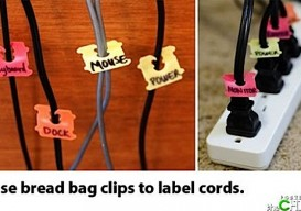 bread bag cord labels