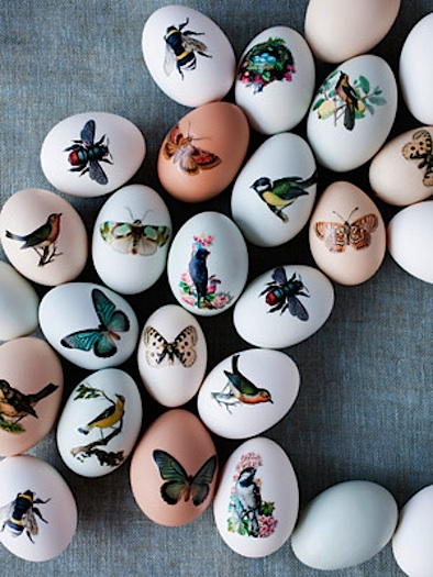 tattood Easter eggs