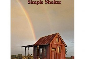 tiny homes simple shelter book cover by lloyd kahn