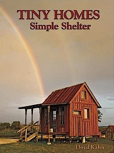 a book about tiny homes by lloyd kahn