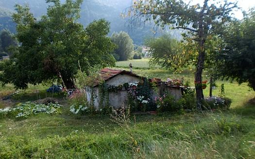 Garden cottage in The Netherlands