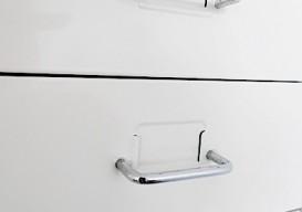 Ikea Helmer handles detail