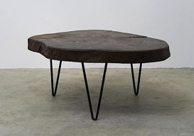 hairpin leg table from le corbusier