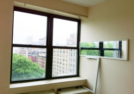 improvised life renovation: testing an optical illusion