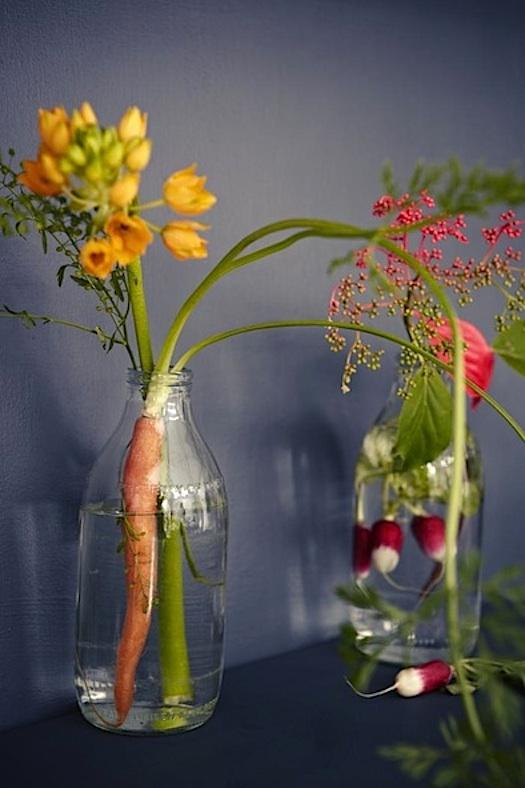 Remodelista Sandra Pell flower arrangement