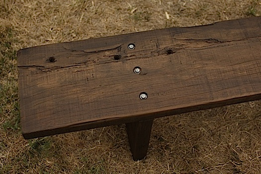 Wooden Bench Diy