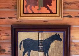 Laura Handler's Montana cabin