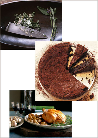 Sally Schneider's 'Key 3' recipes on Splendid Table