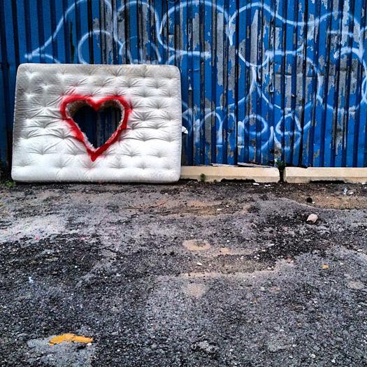 Instagram, street art, graffiti, Brooklyn