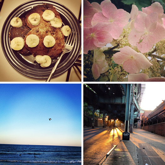 Instagram collage, photo collage