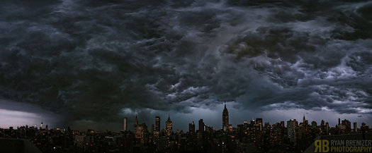 Derecho '12 in New York City