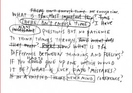 Principles of Uncertainty Maira Kalman