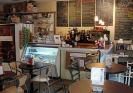 Corner Perk Cafe in Bluffton, SC