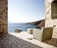 paola navone's stenciled floor rugs