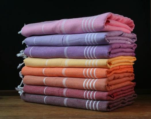 Pestamal towel
