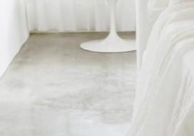 chic wrinkled linen