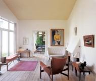 Finn Juhl's home in Ordrup, Denmark
