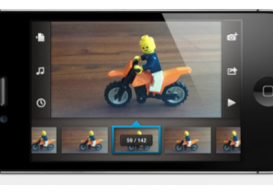 Frameograher is a simple stop-motion animation app