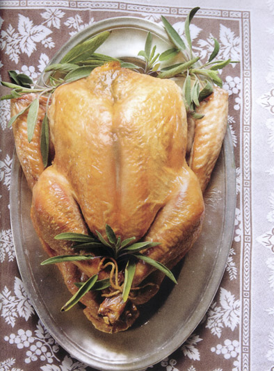 Canal House Cooks Every Day Roast Turkey