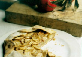 freeform apple tart A New Way to Cook