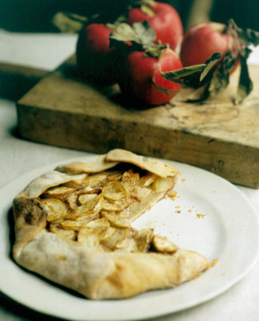 freeform apple tart A New Way to Cook Sally Schneider