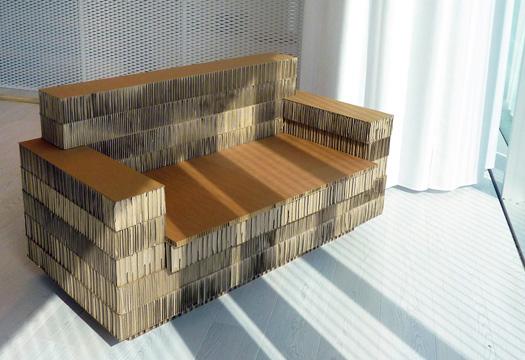 A4A Design cardboard furniture