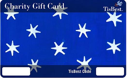 Charity Gift Card Kalman