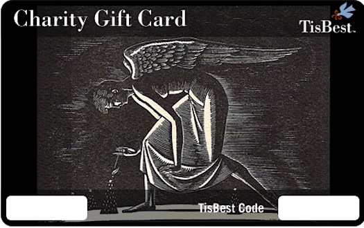 Charity Gift Card R Kent