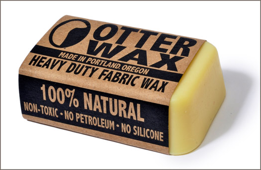 Otter Fabric Wax