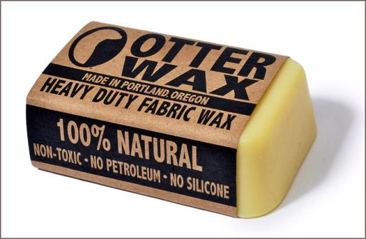 Otter Fabric Wax